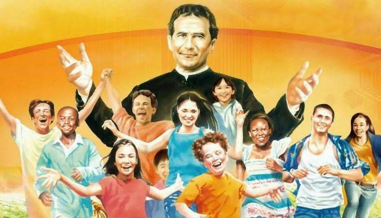 El Santo de la Juventud Juan Bosco