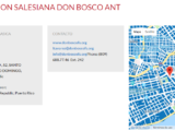 FUNDACION SALESIANA DON BOSCO ANT