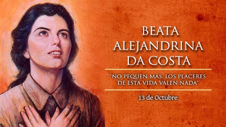 Beata Alexandrina Da Costa